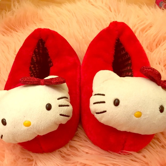 Hello Kitty House Shoes/slippers